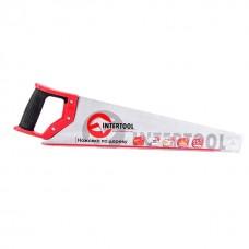 Ножівка по дереву з гартованим зубом 450 мм, 55 HRC HT-3102 Intertool