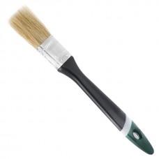 Кисть флейцева 25 мм пластикова ручка KT-1325 Intertool