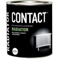 Емаль для радіаторів біла 0.75мл ДН-КОН
