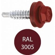 Саморіз до металочерепиці 4,8x19 3005 мет. п=250