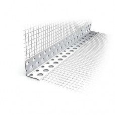 Кутник алюмінієвий з сіткою 2,5м