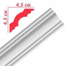Плінтус декоративний Premium Decor PA50 45x45х2м (60шт)