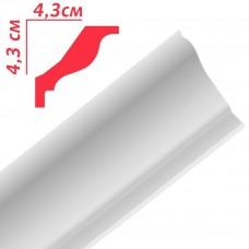 Плінтус декоративний Premium Decor PG54 43*43х2м (75шт)